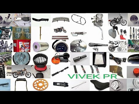 Royal Enfield spare parts - Royal Enfield spare parts Latest