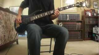 Chevelle - Arise Bass Cover