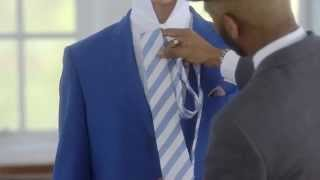 M&S Mens Style: The Wedding Suits Guide