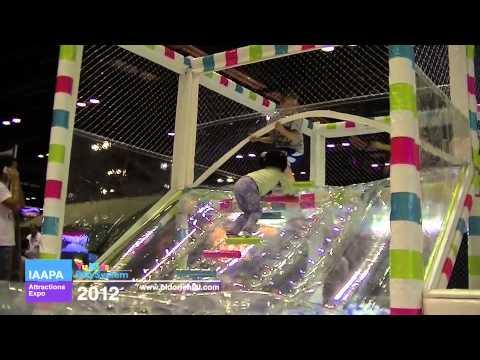 יוקידס בתערוכת הילדים החשובה בעולם בשנת 2012
