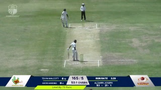 LIVE West Indies Championship 2018/19   Guyana vs T&T Red Force - Day 2