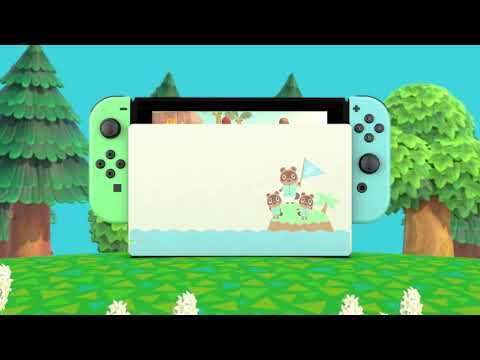 Видео № 0 из игры Nintendo Switch - Animal Crossing: New Horizons Edition (без гарантии получения)