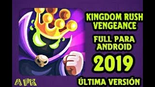 Descargar Kingdom Rush: Vengeance Full 2019