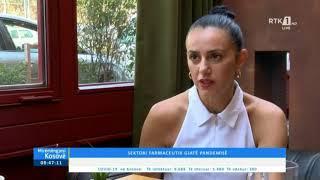Mirëmëngjesi Kosovë - Kronikë - Sektori farmaceutik gjatë pandemisë 07.08.2020