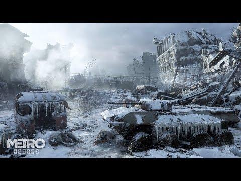 INVAZE PIJAVIC! | Metro Exodus #19