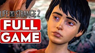 LIFE IS STRANGE 2 Gameplay Walkthrough Part 1 FULL GAME  [1080p HD PC]   No Commentary