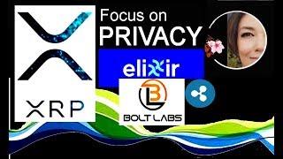 Ripple investing in PRIVACY Elixxir & Bolt Labs, Vitalik talks XRP, Jamie Dimon JPM