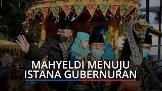Bismillah, Pemko Padang Lepas Gubernur Mahyeldi dari Rumah Dinas Wali Kota ke Istana Gubernuran
