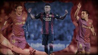 TOP 10 -  Best Barça goals in Copa del Rey finals