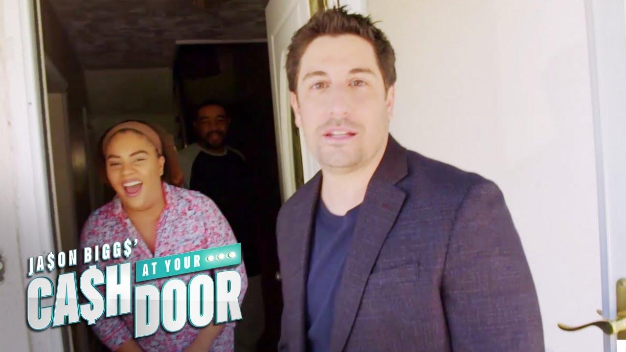 Jason Biggs' Cash At Your Door