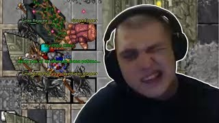 BEST MOMENTS OF PUNIO - TWITCH   TIBIA