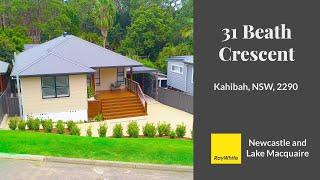 31 Beath Crescent Kahibah