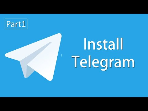 How to download and install telegram free on  window 10?