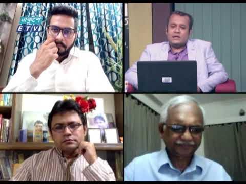 Ekushey Rat || একুশের রাত || 04 April 2021 | ETV Talk Show