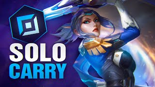 10 SOLO CARRY TOP LANERS for Season 10 Solo Queue