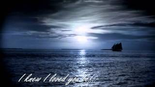 I Knew I Loved You ~ Savage Garden