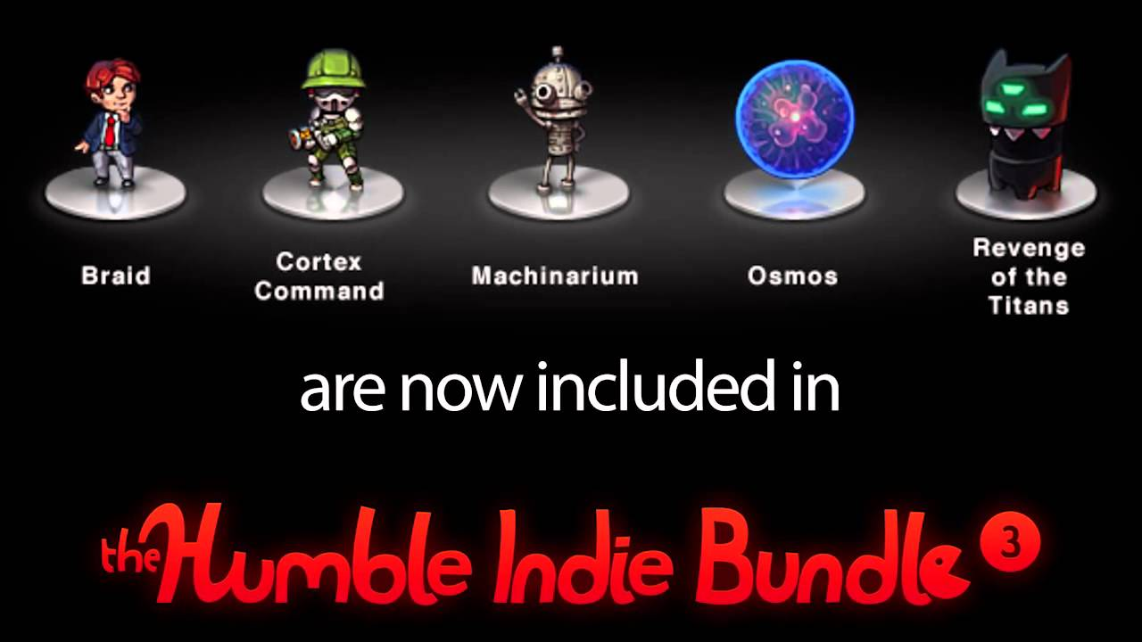 Indie Bundle Adds Five More Games If You Donate Five Bucks Or More