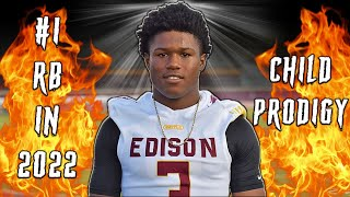 The BEST Running Back In 2022 Is A PRODIGY!!! l Sharpe Sports