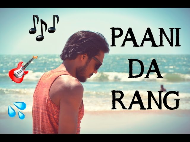 Paani Da Rang Vicky Donor Guitar Cover By Subodh Ar.ht ...