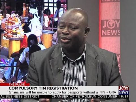 Compulsory TIN Registration - The Pulse on JoyNews (4-4-18)