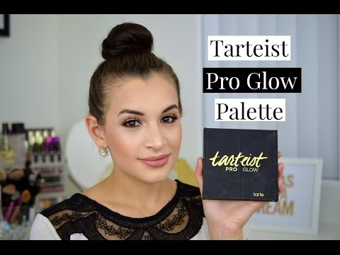 Tarteist Pro Glow To Go Highlight & Contour Palette by Tarte #8