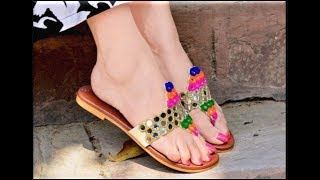 FLAT SANDALS COLLECTION|| BEAUTIFULFLAT SANDALS|| CASUAL FLAT COLLECTION