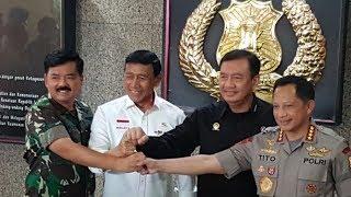 Wiranto Sebut Pilkada Serentak 2018 Berjalan Sukses