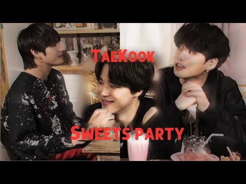 [TaeKook] Jimin teases VKook