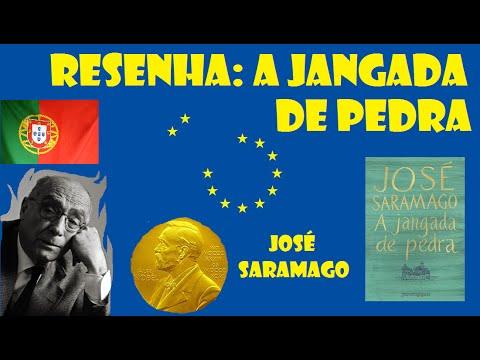 RESENHA   A Jangada de Pedra, de José Saramago   BISCOITO ESPERTO