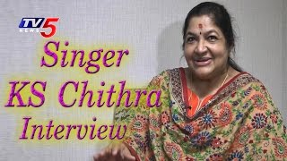Singer K.S. Chithra Exclusive Interview | SPB 50 Years