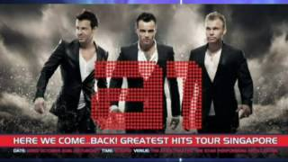a1 One More Try - Here We Come Back Greatest Hits Tour