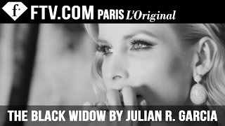 The Black Widow Fashion Film by Julian R. Garcia | FashionTV