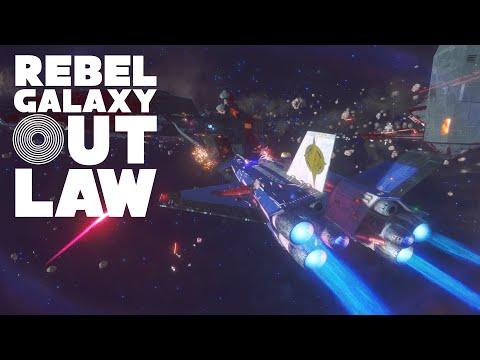 Rebel Galaxy Outlaw Gameplay Trailer thumbnail