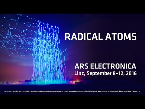 Linz Ars >Ars Electronica