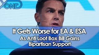 It Gets Worse for EA & ESA as Anti Loot Box Bill Gains Bipartisan Support