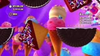 Sonic Lost World - Wii U - Desert Ruins Zone 3