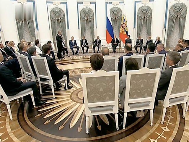 Проблемы Приангарья дошли до Путина