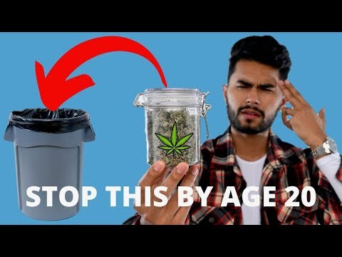 8 Things ALL Guys Should Get Rid Of By Age 20