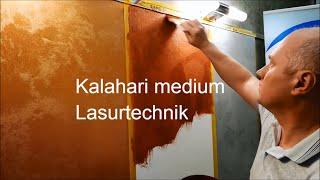 Kalahari Medium   Metallic-Effekt mit feiner Sandstruktur