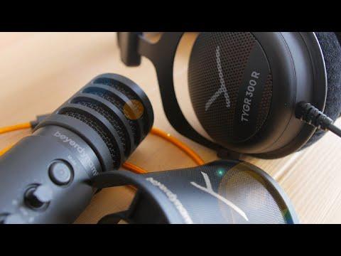 "Das perfekte Streamer-Equipment? - Beyerdynamic ""Team TYGR"" Review"