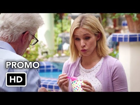 The Good Place Season 2 Promo 'Time to Get Diabolical'