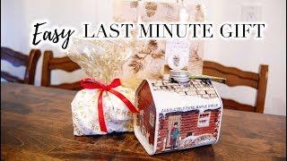 EASY LAST MINUTE CHRISTMAS GIFT | Neighbors, Teachers, Hostess | VLOGMAS 2018 Day 18