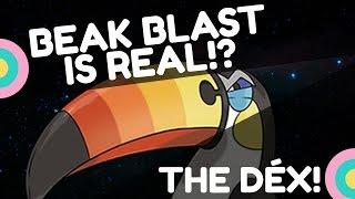 Toucannon  - (Pokémon) - TOUCANNON'S BEAK-HEATING ABILITY IS A REAL THING!? - The Dex!