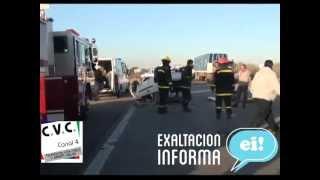 preview picture of video 'Accidente en ruta 6'