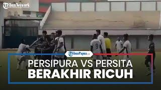 Persipura Kalah 3-1 dari Persita, Jacksen F Tiago Kecewa: Kita Introspeksi untuk AFC