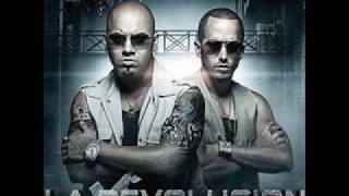Wisin Y Yandel - Ella Me Llama (REMIX) Feat. Akon OFFICIAL   LYRICS LA EVOLUCION 2009