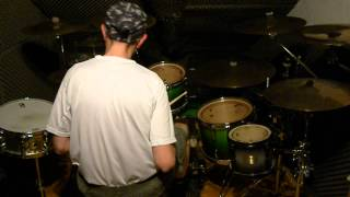"Drum Cover Ganza: Ani DiFranco ""Loom"""