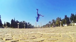 preview picture of video 'Parkour Eagles in Monastir - Around Tunisia'