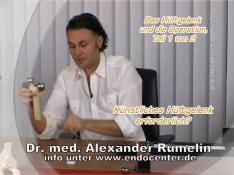 Kniebeugen und zervikale Osteochondrose