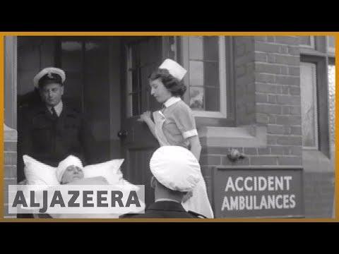 🇬🇧 UK celebrates 70 years of National Health Service | Al Jazeera English